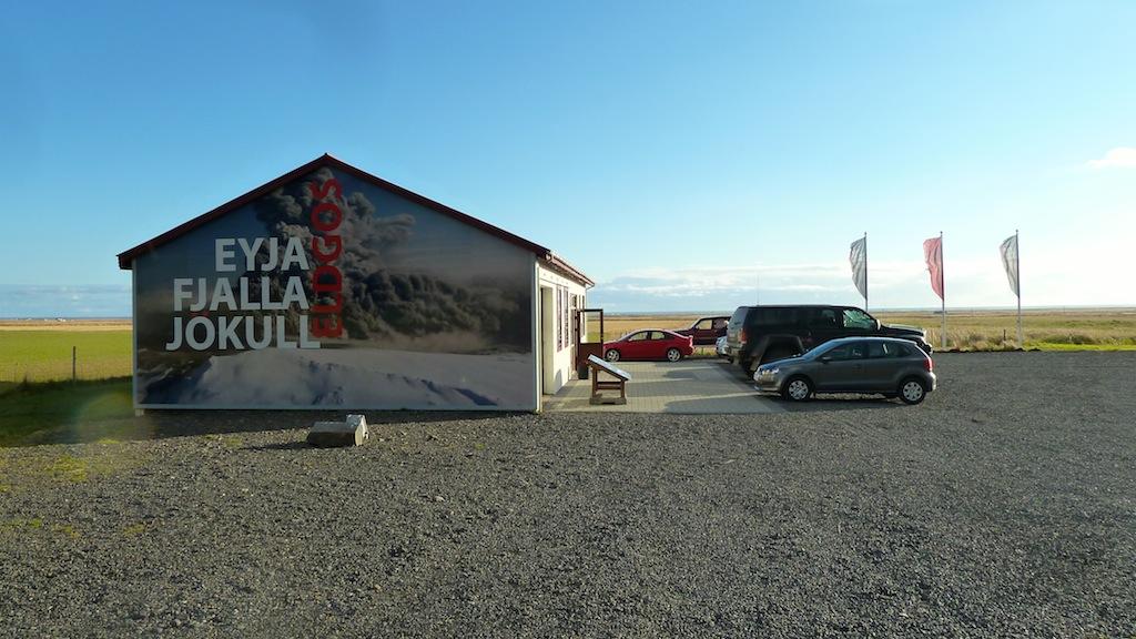 Volcano visitor centre